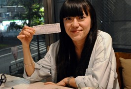 アメリカで唯一の日本人漫画家ミサコ・ロックスが語る「アメリカでチャンスをつかむ技術」③